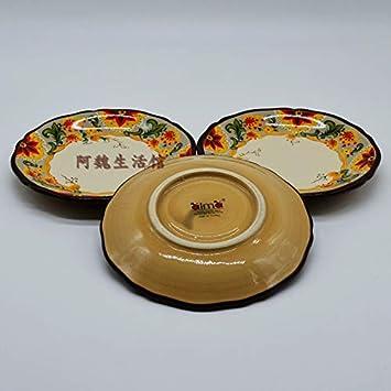 Pleasing Plates Ceramic Tableware Steak Plates Original Single Download Free Architecture Designs Intelgarnamadebymaigaardcom