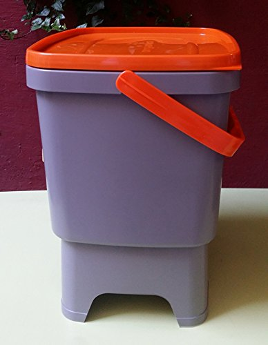 Compostador de cocina Biobox 20L, incluye 1/2kg de activador ...