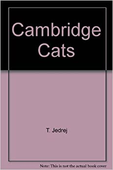 Book Cambridge Cats