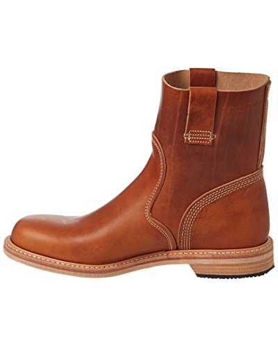 Timberland Hombres Coulter Pull On Bota Rust