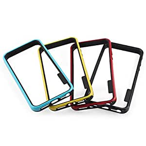 YULIN Durable & Ultrathin Protective Frame for iPhone 5/5S (Color Assorted) , Blue