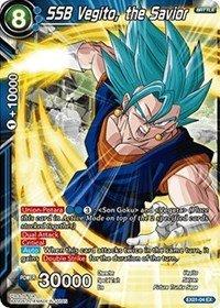 Dragon Ball Super TCG - SSB Vegito, the Savior - EX01-04 - EX - Expansion Deck Box Set 01 - Mighty Heroes