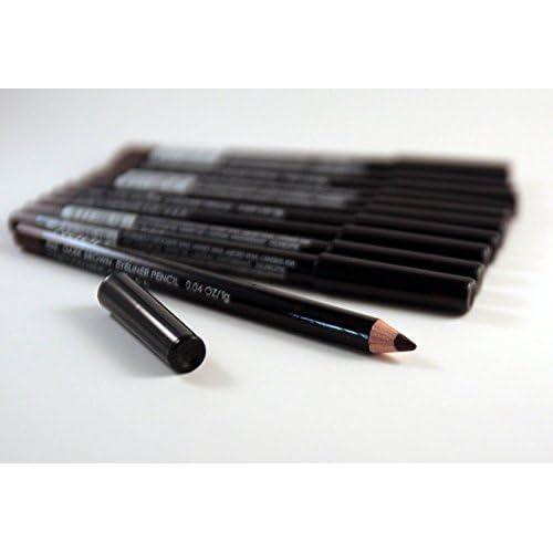 Top 12pcs Nabi Dark Brown Eyeliner Pencil (Wholesale Lot) for cheap