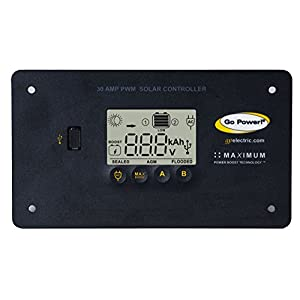Go Power! GP-PWM-30 30 Amp Solar Regulator