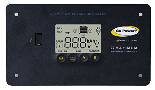 Go Power! GP-PWM-30 30 Amp Solar Regulator by Go Power!