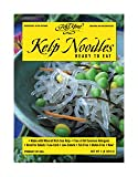 Gold Mine Gluten-Free Raw Kelp Noodles - Low-Carb, Low-calorie and Fat-Free - 2 lbs