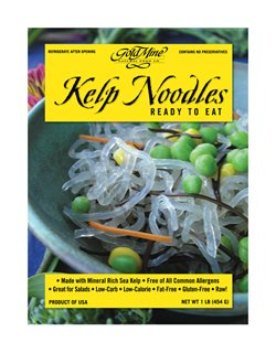 NOODLES, KELP GM GF 16OZ - 3 PACK