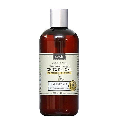Lemongrass Scented Body Wash (Body Wash & Shower Gel - Lemongrass Shire)