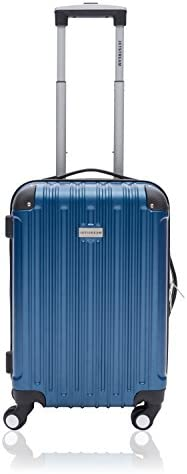 Jetstream 20 Hardside Spinner Carry-On Suitcase Navy
