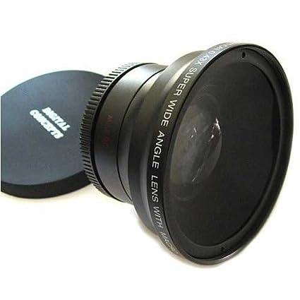 Amazon Digital Concepts 043X 58mm Wide Angle Lens Camera