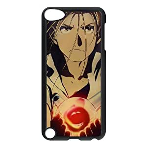 ipod 5 Black FULLMETAL ALCHEMIST phone case cell phone cases&Gift Holiday&Christmas Gifts NVFL7A8826012