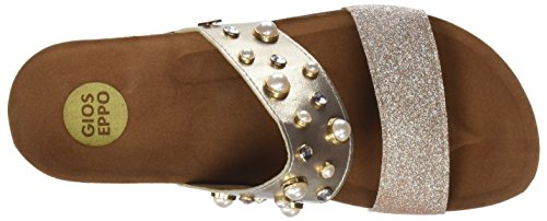 Sandals Gioseppo Open 44412 Women's Toe Oro Gold qqwHv4S