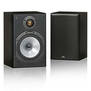 Monitor audio - Mr1 altavoz bronze reference 1 series par black