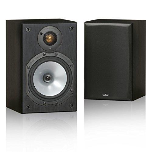 Mr1 Altavoz Bronze Reference 1 Series par Black Monitor audio