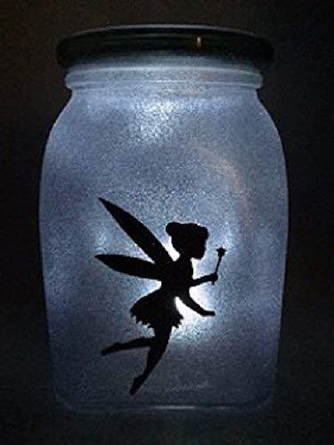 Night Tinkerbell Disney Light (Fairy in a Jar Night Light - Carolyn)