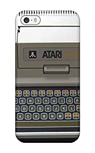 Iphone 5/5s Case, Premium Protective Case With Awesome Look - Atari 400