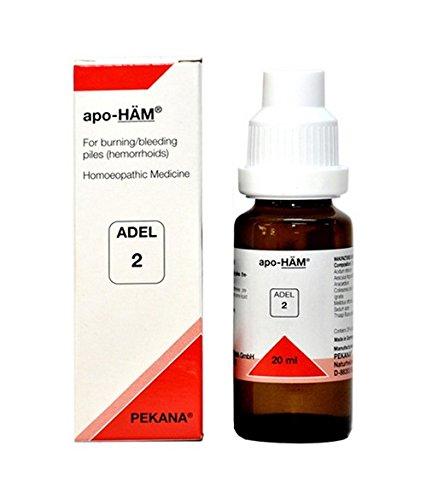 ADEL GERMANY ADEL 2 apo-HAM drops.
