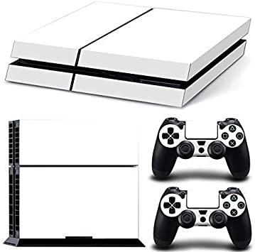 YISHO QPZYB Autocollant en vinyle pour manette de console PlayStation et 2 PS4