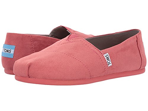 Womens Canvas Slip-On (Faded Rose.) GEogyx
