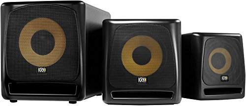 "KRK 10S2 V2 10"" 160 Watt Powered Studio Monitor Subwoofer 2"