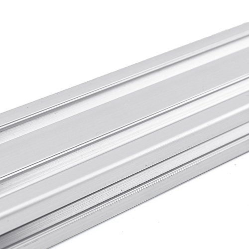 T-Slot Aluminum Profiles Extrusion Fram Sevenmore Machifit 1000mm Length 2040 T-Slot Aluminum Profiles Extrusion Frame for CNC