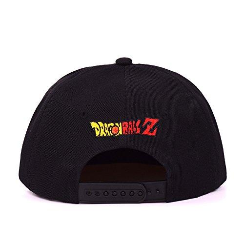 4b90f97642b PopCrew Adjustable Hat Dragonball Dragon Ball Z DBZ Anime Fan Cosplay  Costume Snapback Cap