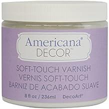 DecoArt Americana Decor 16-Oz. Clear Soft Touch Varnish