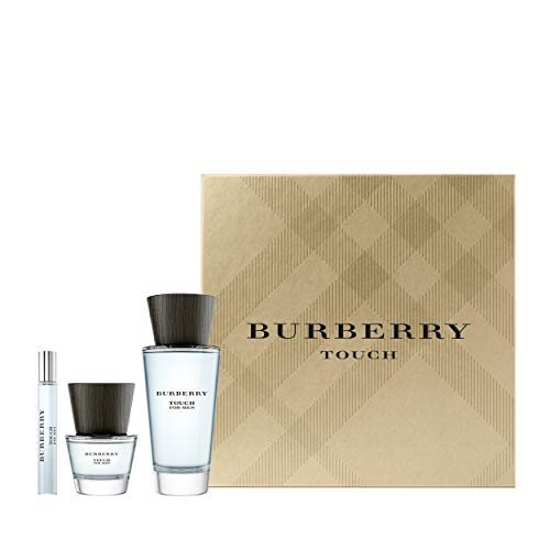 Burberry Touch for Men Gift Set (Men Cologne Burberry Touch)