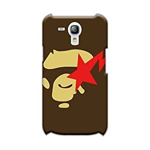 Anti-Scratch Hard Cell-phone Case For Samsung Galaxy S3 Mini With Allow Personal Design Colorful Bape Image