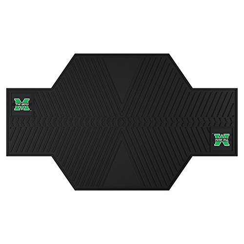 FANMATS 15265 NCAA Marshall University Motorcycle Mat by Fanmats by Fanmats