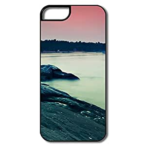 Morning Bliss 5 Case For IPhone White Best PV Style