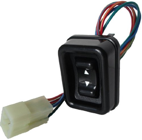 SWITCHDOCTOR Window Master Switch for 1984-1988 Toyota 4Runner With Switch Removal Tool