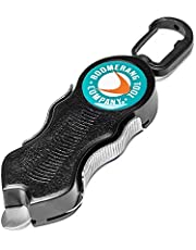 Boomerang Tool Company SNIP Fishing Line Cutters with Retractable Tether and Stainless Steel Blades that Cut Braid, Mono and Fluoro Lines Clean and Smooth!