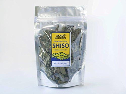 Shiso Leaf Tea (Hawaiian) (.50)