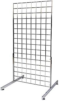 The Shopfitting Shop - Panel expositor de rejilla para suelo (610 ...