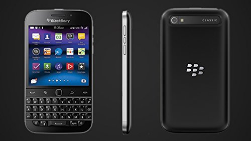 BlackBerry SQC100 4 Unlocked Keyboard Smartphone product image