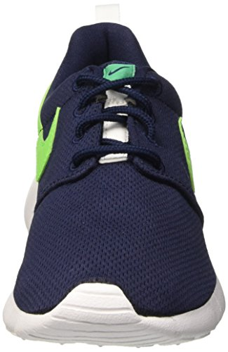Nero Scarpe Roshe Unisex Ginnastica Verde Bianco da Grn Bambino One Grn wht Obsidian lcd Vltg Gs Nike w8gfq