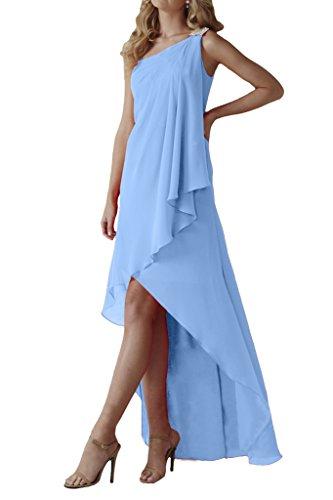 Missdressy -  Vestito  - linea ad a - Donna blu chiaro 34