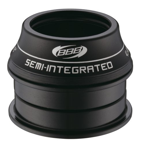 BBB Headset for bikes Headset Semi-Integrated BHP-50 black by BBB
