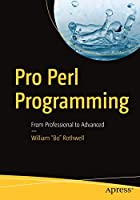 Pro Perl Programming: From Professional to Advanced Front Cover