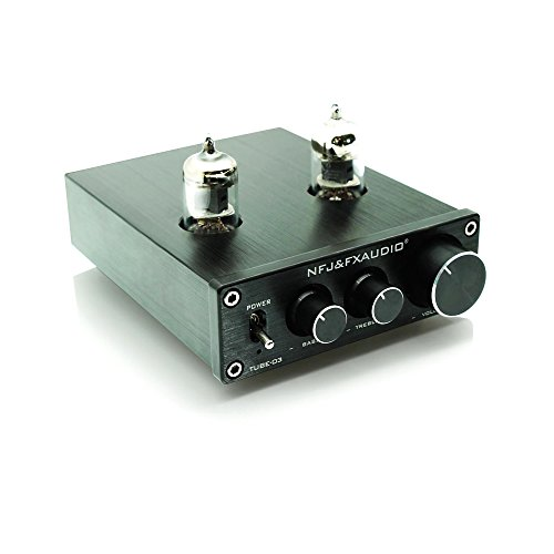 Tube Preamp With Tone Controls