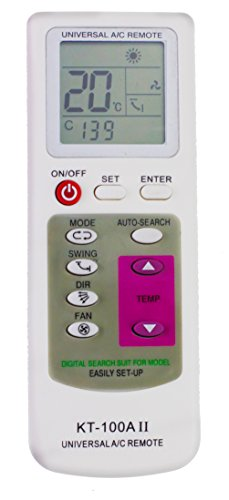 Navitech User Friendly AC Air Conditioning/Conditioner Remote Control for...