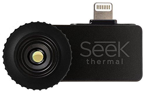 Seek Thermal Compact iOS Camera, 9Hz