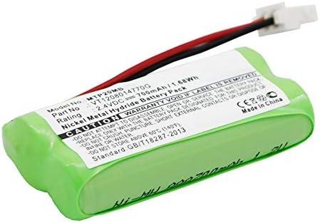 subtel® Batería Premium Compatible con Motorola MBP20, VT1208014770G (700mAh) bateria Repuesto, Pila reemplazo, sustitución: Amazon.es: Electrónica
