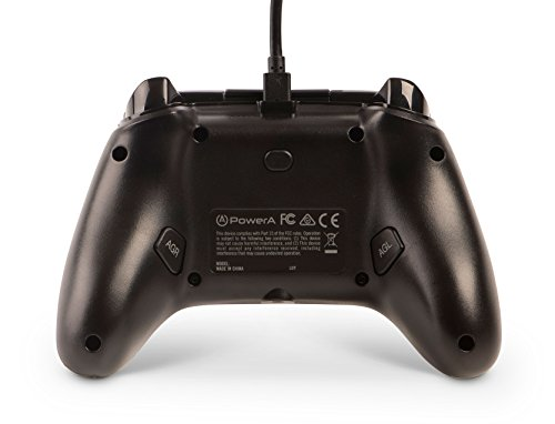 PowerA Enhanced Wired Controller for Xbox One - Green 3