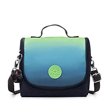 Kipling Kichirou Ombre Printed Lunch Bag Washed Lines Mx