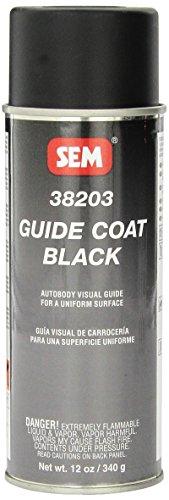 SEM 38203 Black Guide Coat - 12 (Twelve Coat)