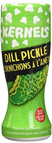 Kernels Dill Pickle Popcorn Seasoning ()