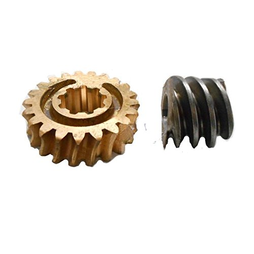 Ariens OEM Worm and Worm Gear Service Assembly 50100200