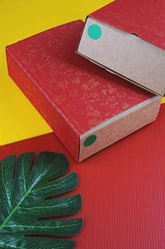 Paquet De 600 Environ 2cm Royal Green /Étiquettes Autocollantes Gommettes Disponible En 15 Couleurs Assorties 20mm